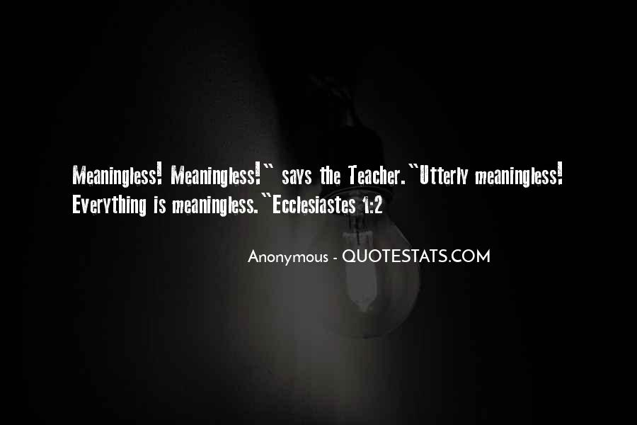 Quotes About Writing Instruction #204471