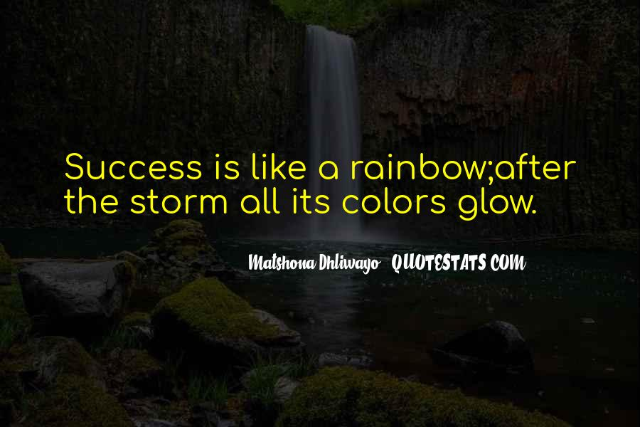 Glow Quotes And Sayings #1074023