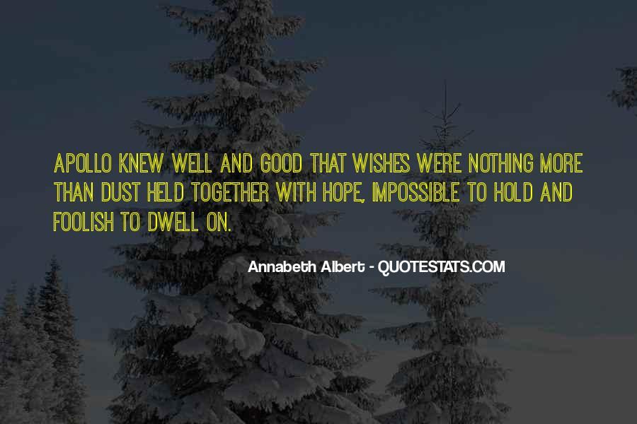 Good Wishes Quotes And Sayings #1340051