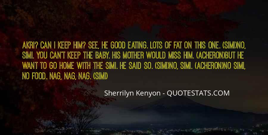Food So Good Sayings #1708250