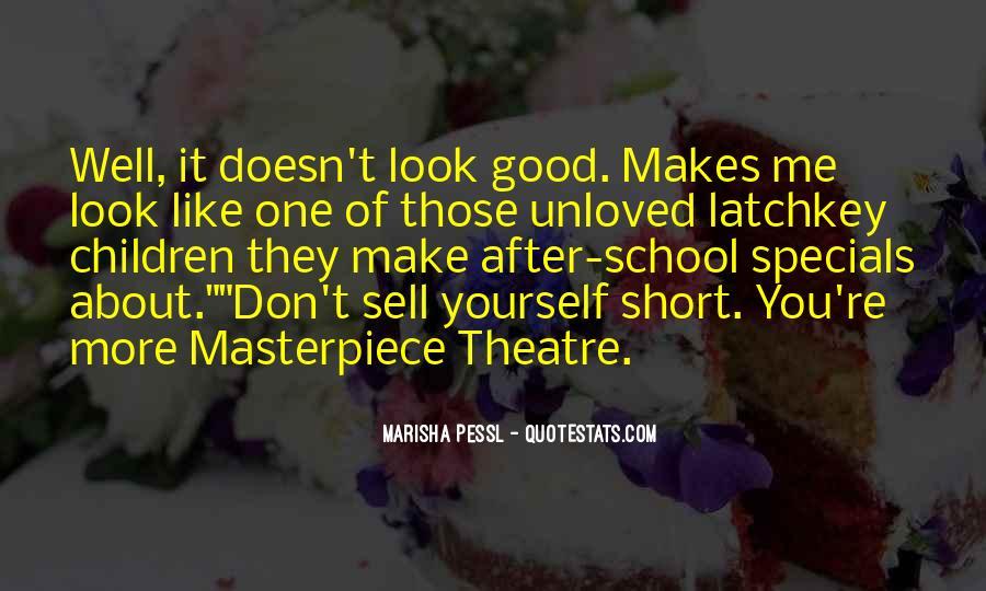 Really Good Short Sayings #113709