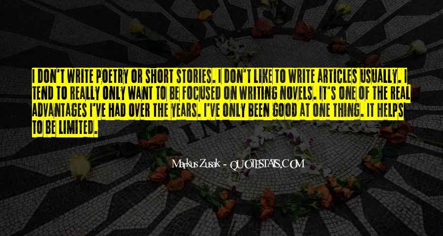 Really Good Short Sayings #1187825
