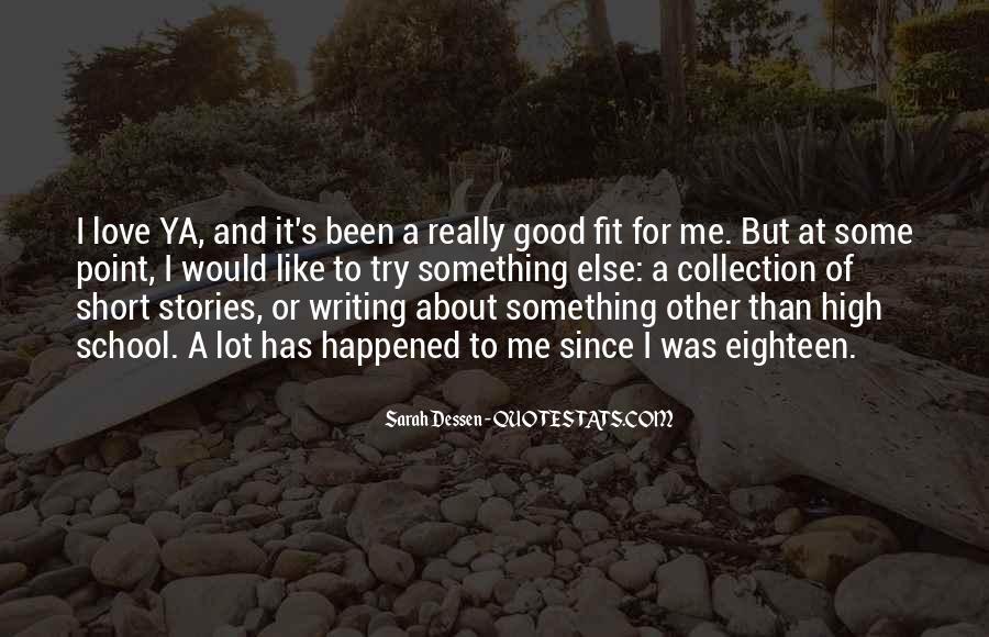 Really Good Short Sayings #1602696