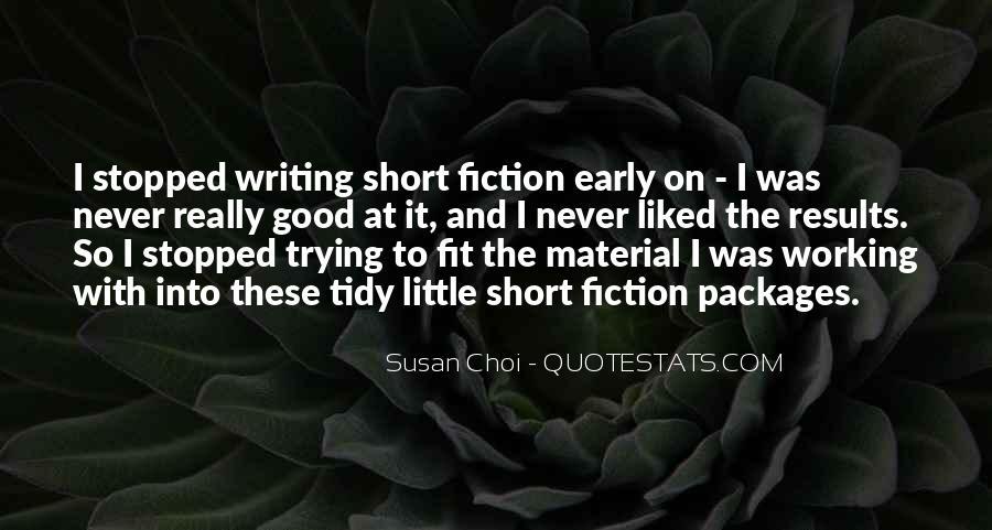 Really Good Short Sayings #1816424