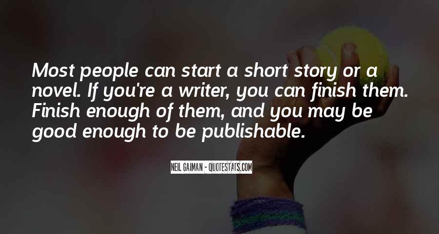 Really Good Short Sayings #238478