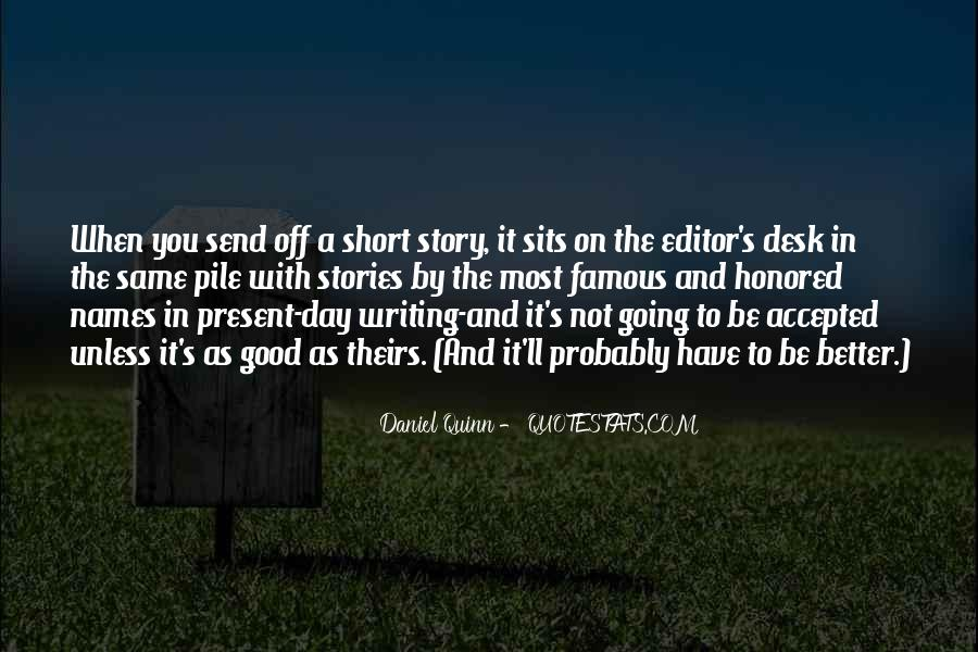 Really Good Short Sayings #287838