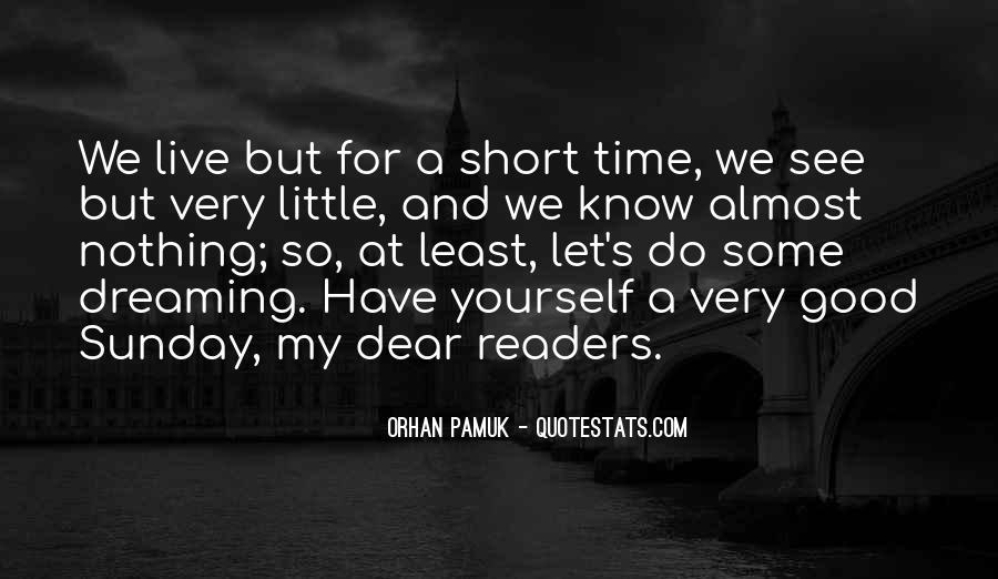 Really Good Short Sayings #319968