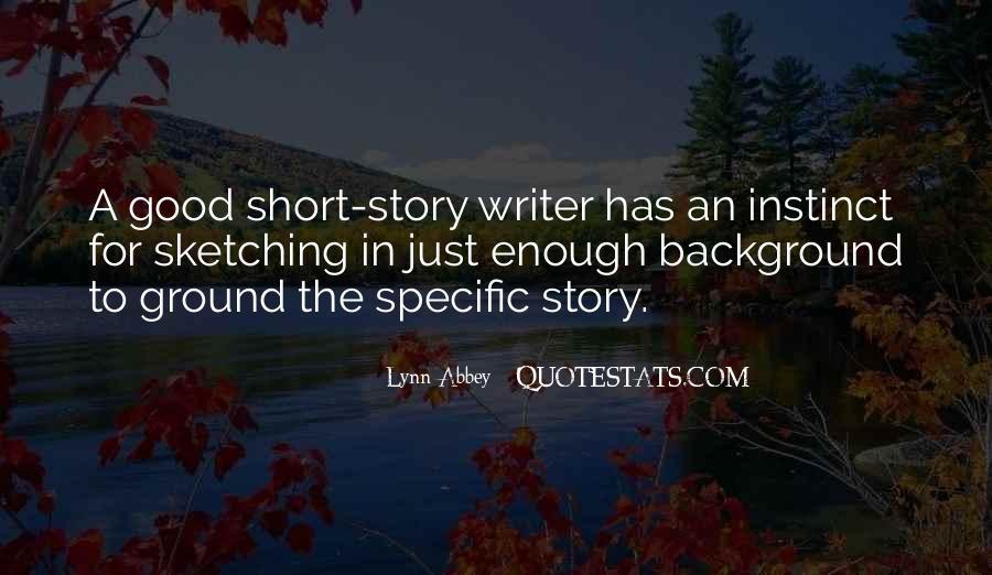 Really Good Short Sayings #44512