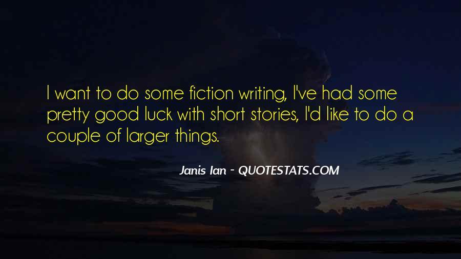 Really Good Short Sayings #46171