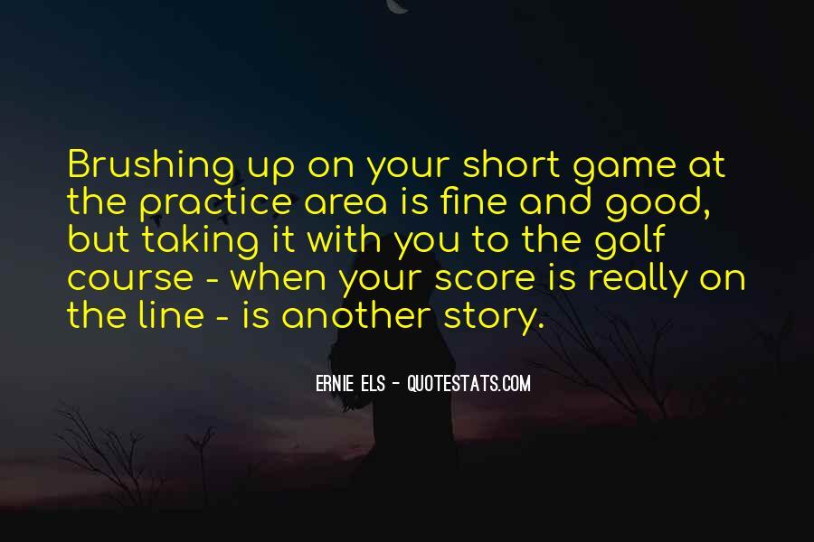 Really Good Short Sayings #664967