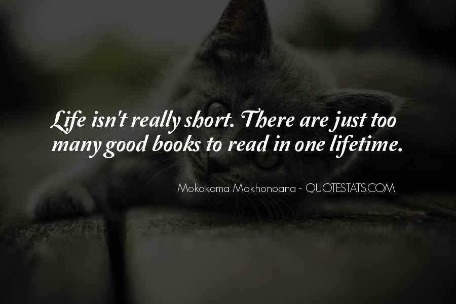 Really Good Short Sayings #896302