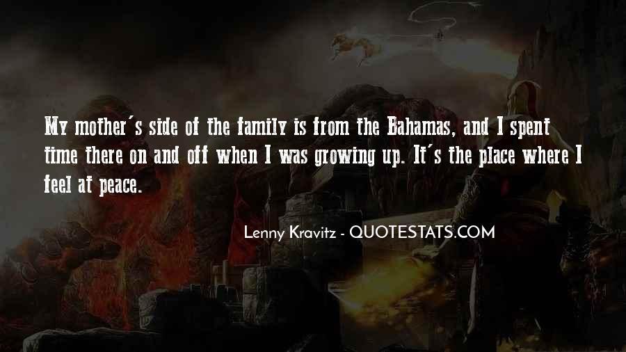 Growing Family Sayings #130154