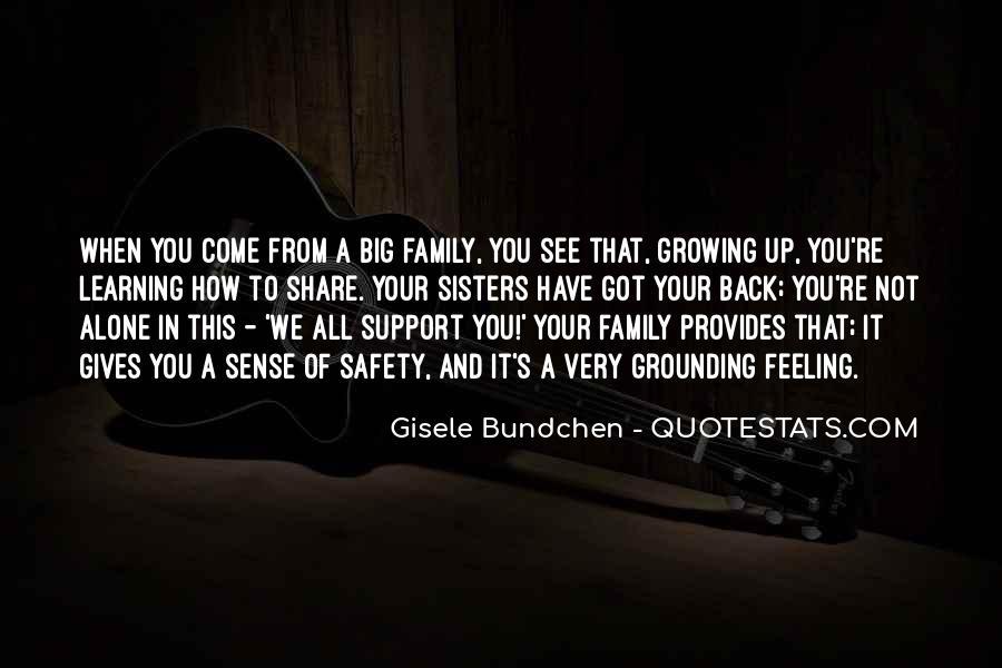 Growing Family Sayings #157540
