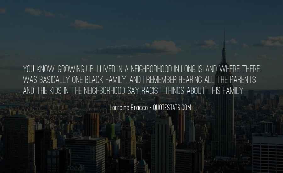 Growing Family Sayings #245146