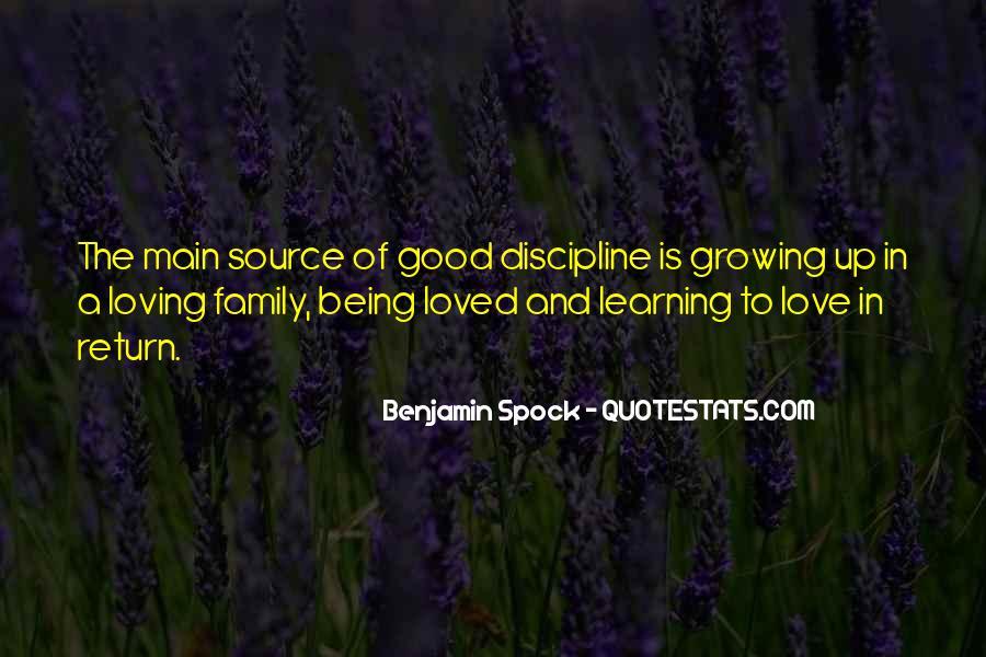 Growing Family Sayings #294165