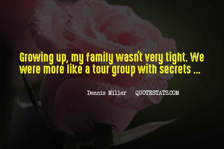 Growing Family Sayings #332533