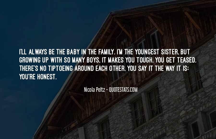 Growing Family Sayings #372924
