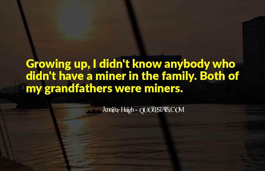Growing Family Sayings #406629