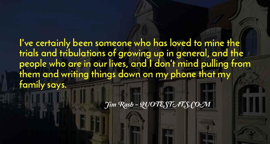 Growing Family Sayings #485823