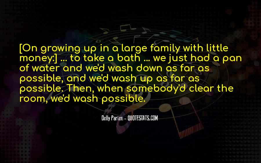 Growing Family Sayings #529611