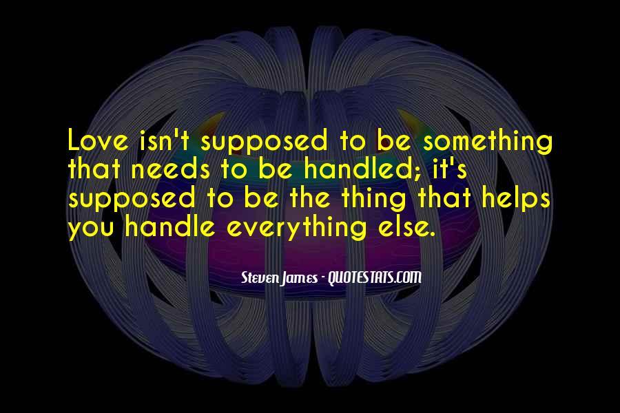 Love Handle Sayings #1000444