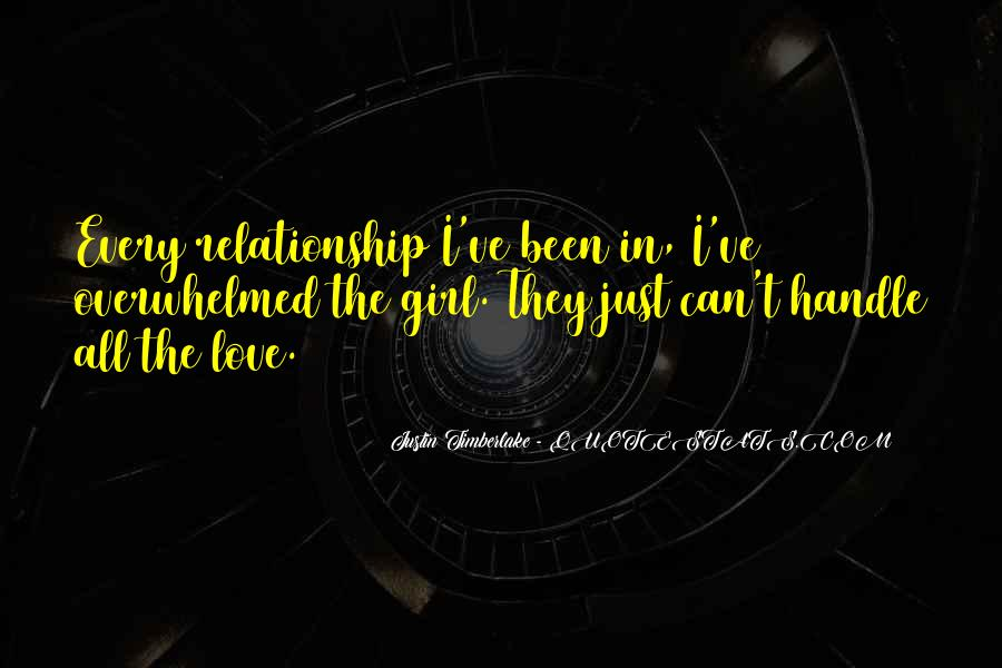 Love Handle Sayings #1181668