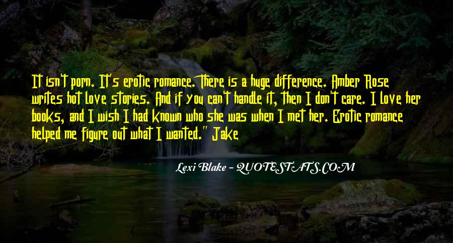Love Handle Sayings #1353092