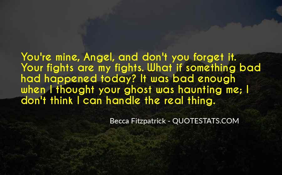 Love Handle Sayings #1360526