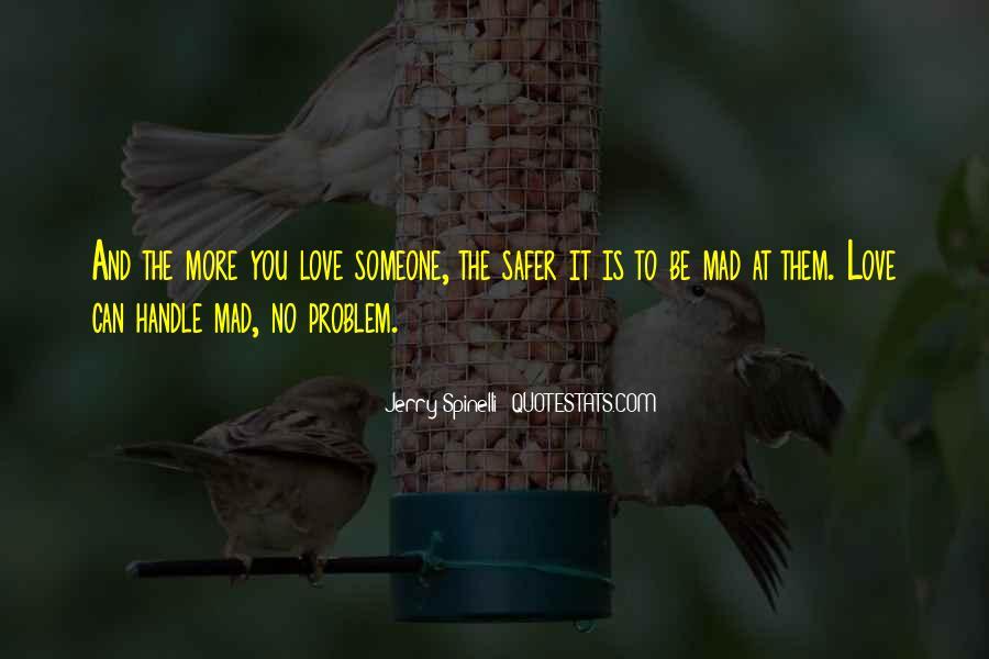 Love Handle Sayings #1385588