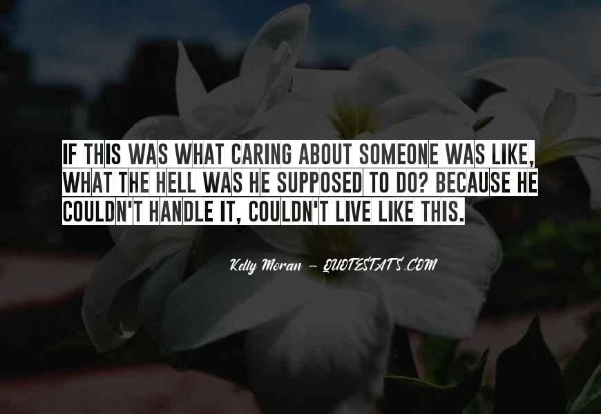 Love Handle Sayings #1418185