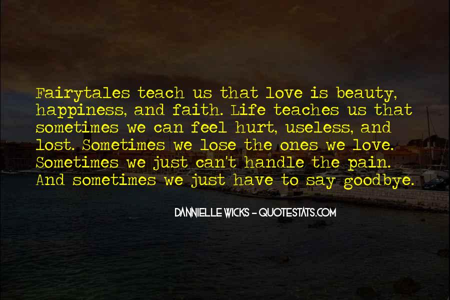 Love Handle Sayings #1458972