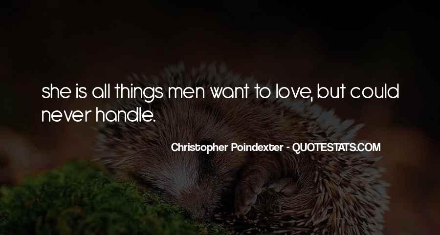 Love Handle Sayings #147355