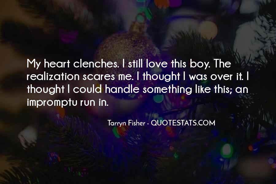 Love Handle Sayings #1567949