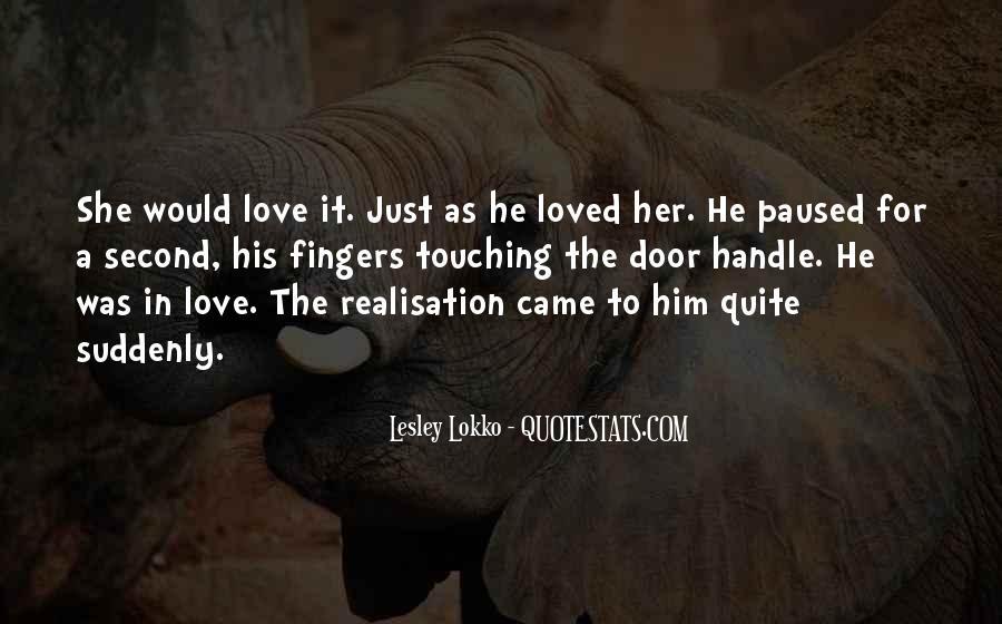 Love Handle Sayings #1575849