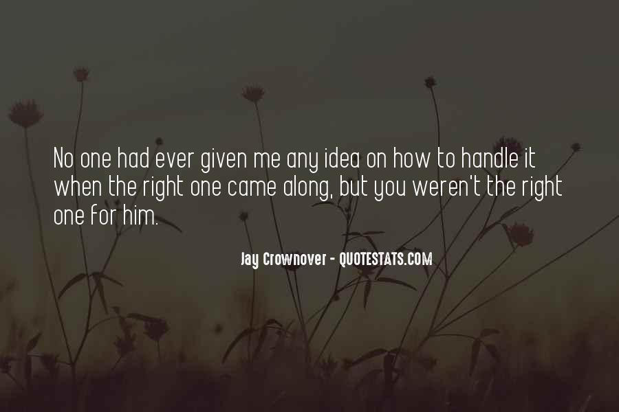 Love Handle Sayings #171409