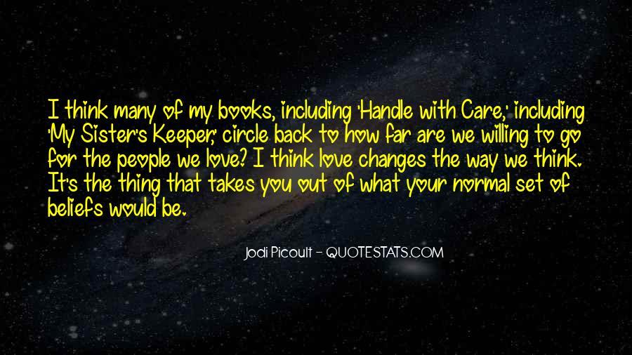 Love Handle Sayings #248162