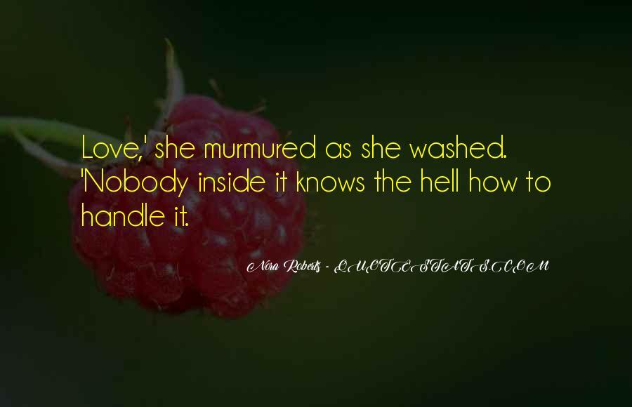 Love Handle Sayings #268404