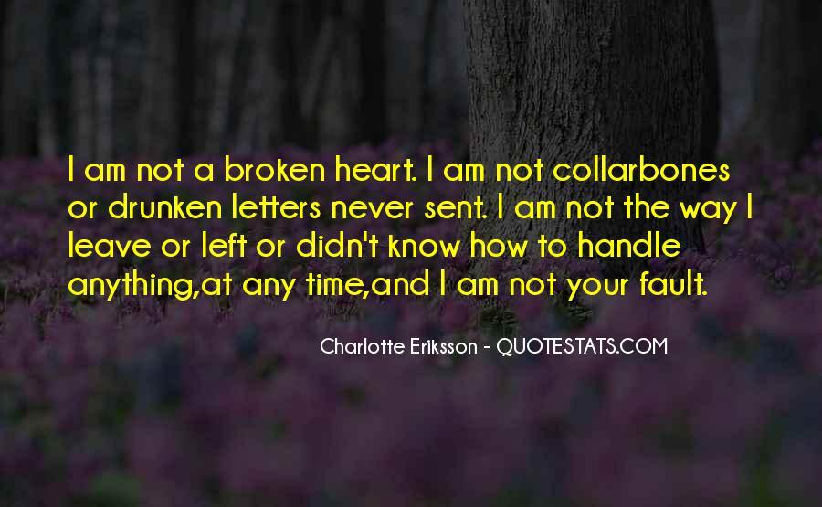 Love Handle Sayings #418950