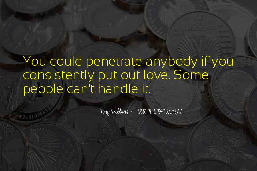 Love Handle Sayings #624612