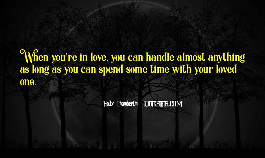 Love Handle Sayings #694912