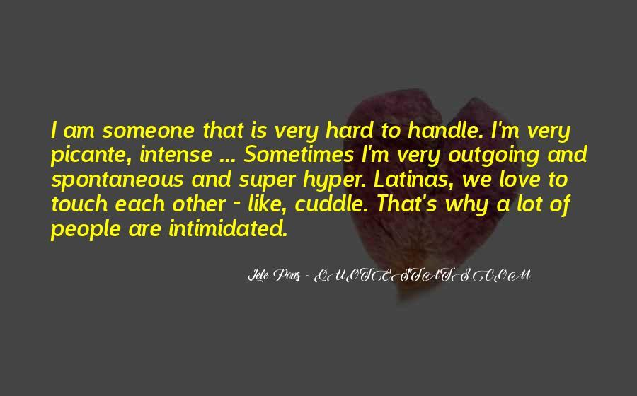 Love Handle Sayings #993140