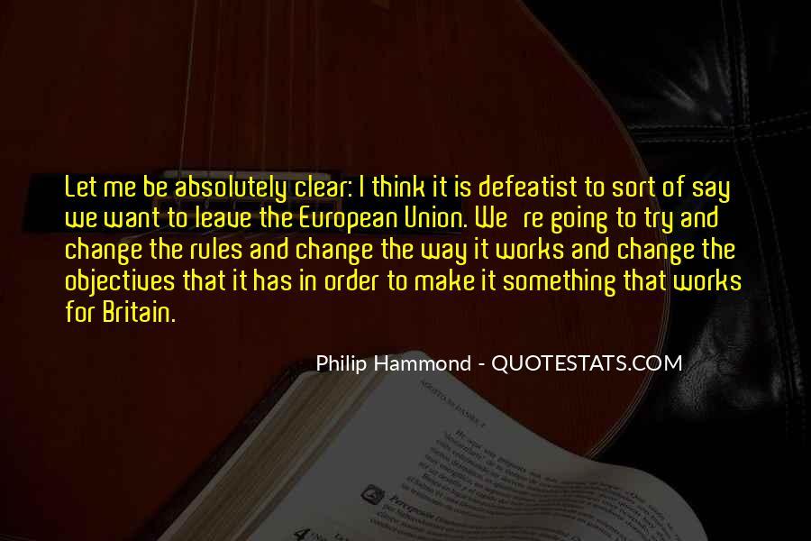 Rafic Hariri Sayings #1666378