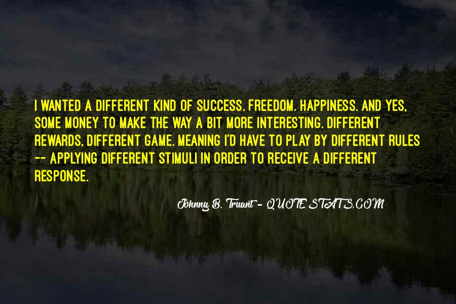 Quotes About Success And Meaning #1661513