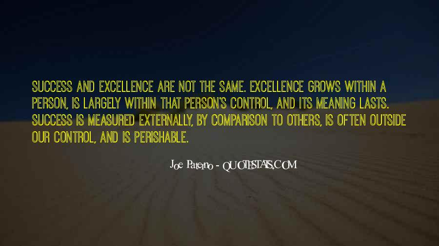 Quotes About Success And Meaning #1755309