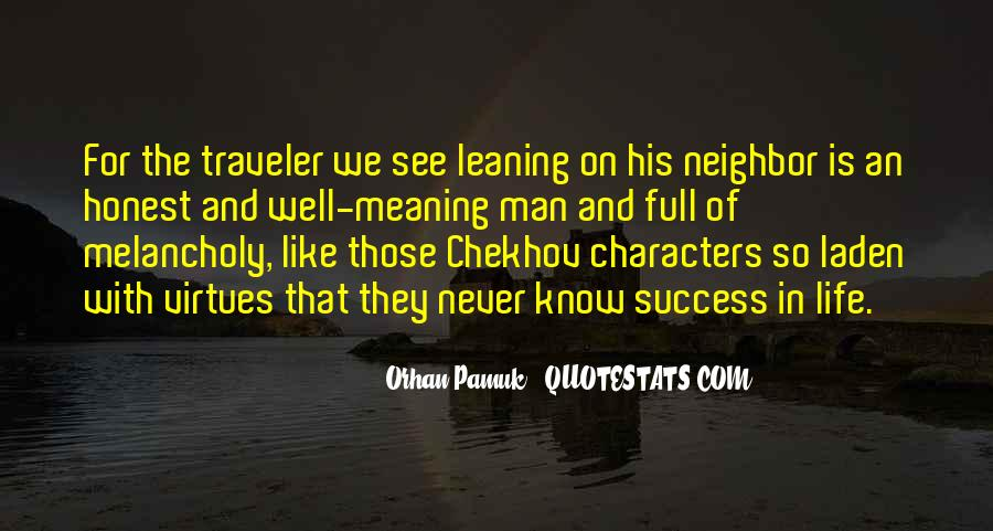 Quotes About Success And Meaning #262685