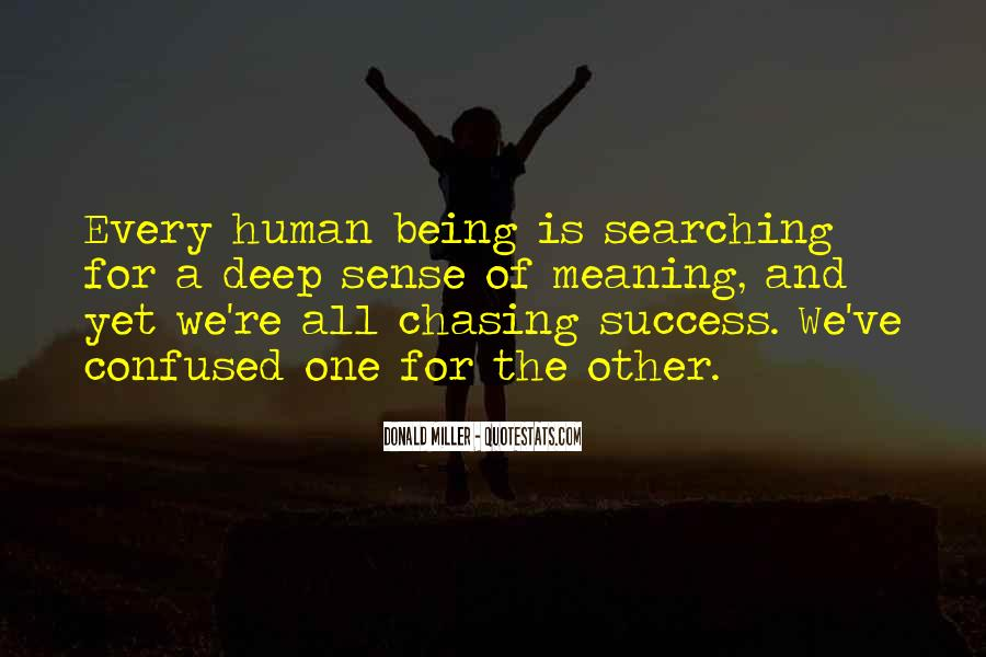 Quotes About Success And Meaning #423373