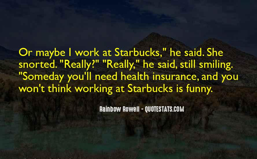 Funny Health Insurance Sayings #764481