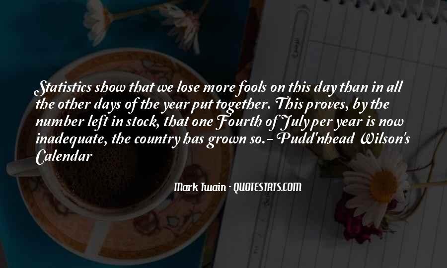 July Calendar Sayings #646250