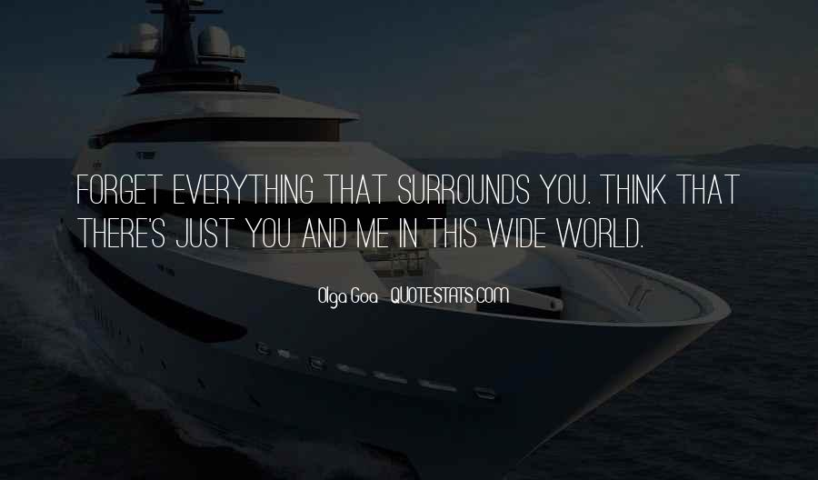 Just Quotes And Sayings #100790