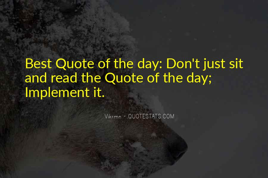 Just Quotes And Sayings #189917